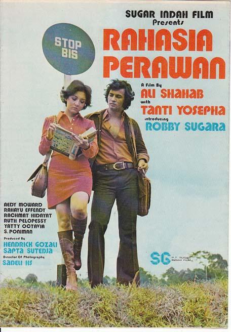 Rahasia Perawan, debut layar lebar dari Robby Sugara